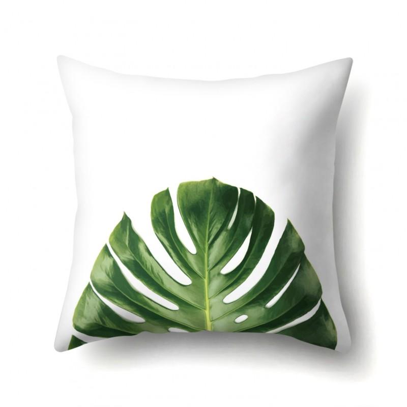 Наволочка декоративная Monstera leaf