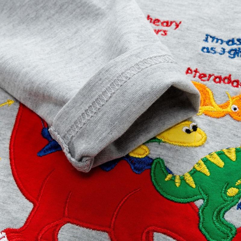 Кофта для мальчика динозавры фото