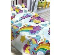 Комплект постельного белья RAINBOW PONY