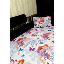 фото Детское постельное белье фея Блум