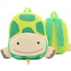 Рюкзак велюровый Черепаха