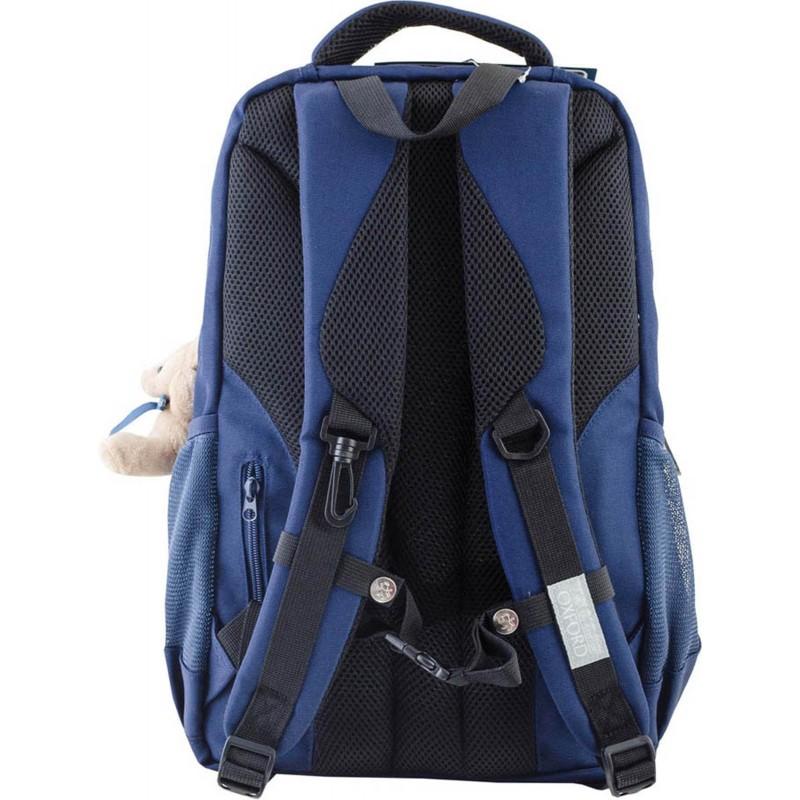 Рюкзак подростковый синий