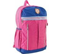 Рюкзак подростковый розовый 45 * 28 * 11