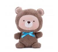 Мягкая игрушка Медвежонок, 22 см