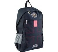 Рюкзак подростковый темный