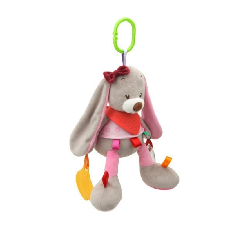 изобаажение Мягкая подвеска Кролик