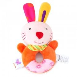 фото Мягкая погремушка Кролик