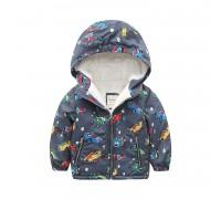 Куртка для мальчика Гоночные машинки