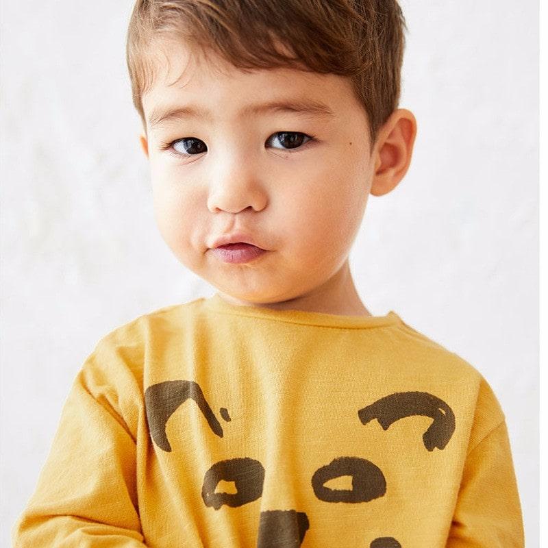 Кофта для мальчика Тигр фото