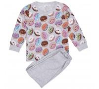 Пижама детская пончики