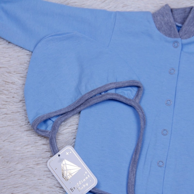 Человечек-пижамка для мальчика