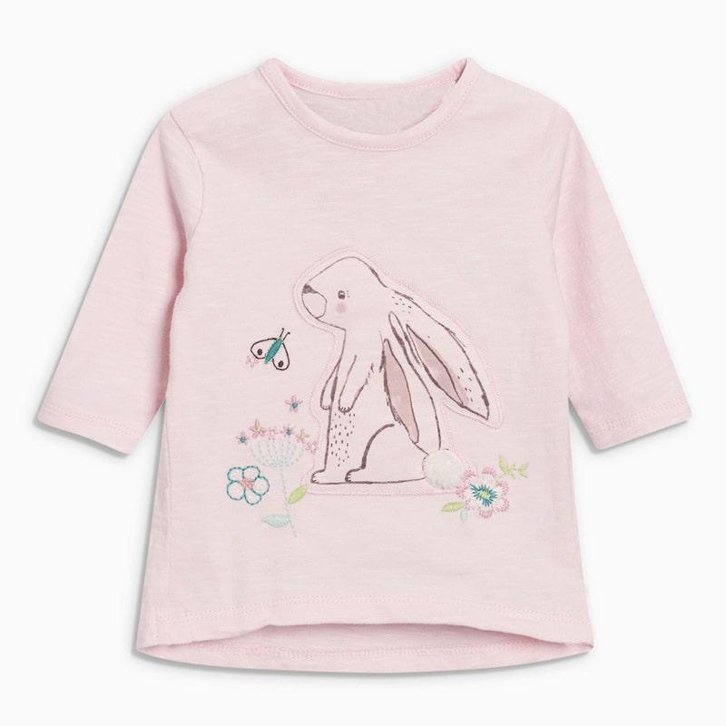 Кофта для девочки Кролик