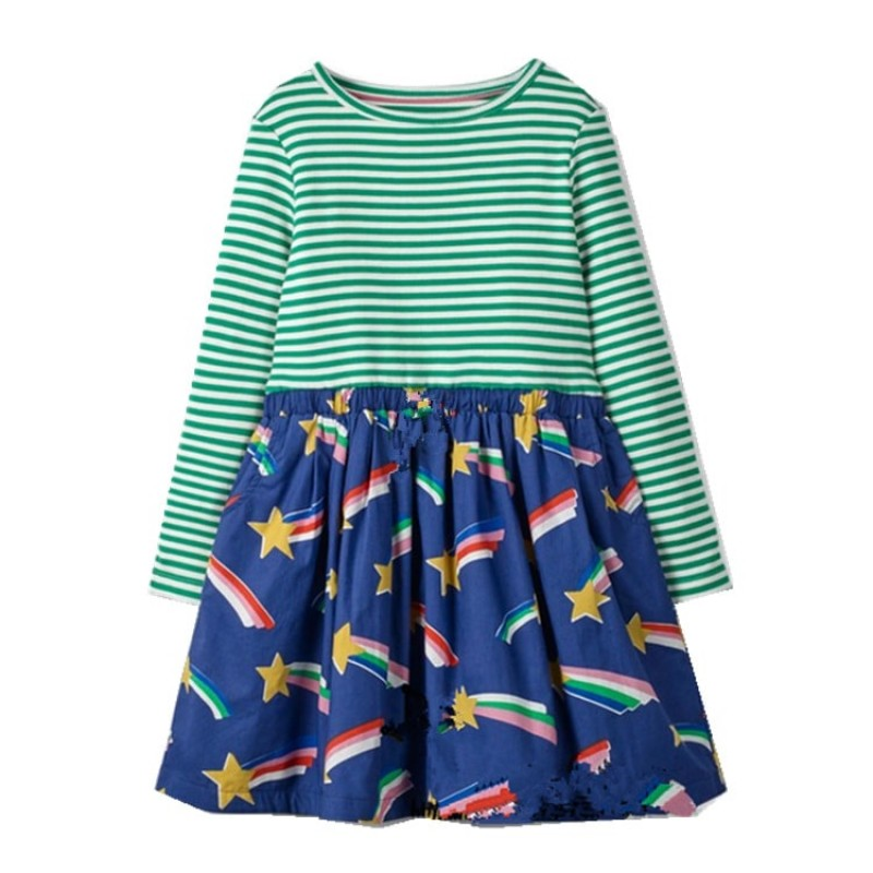 Платье для девочки Падающая звезда