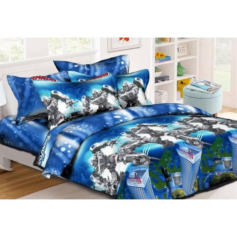 Комплект постельного белья TRANS4MERS 3D фото