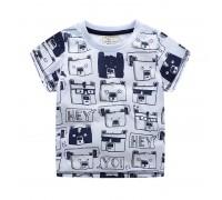 Детская футболка Медвежата