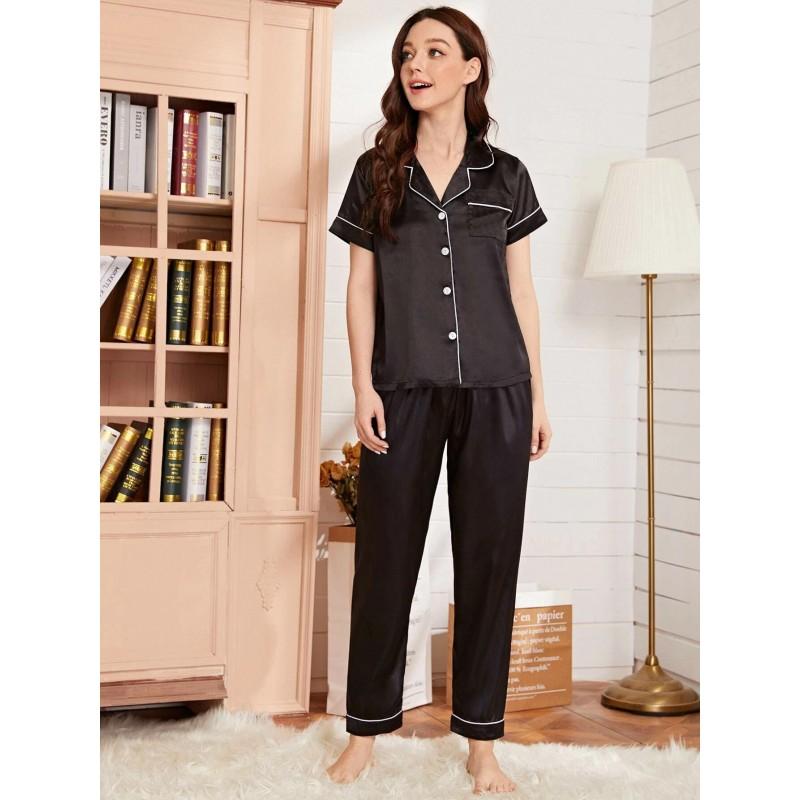 Пижама женская Charm, черный
