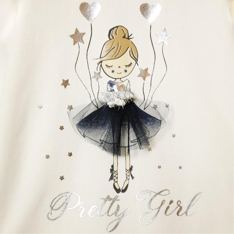 Комплект для девочки 3 в 1 Pretty girl изображение