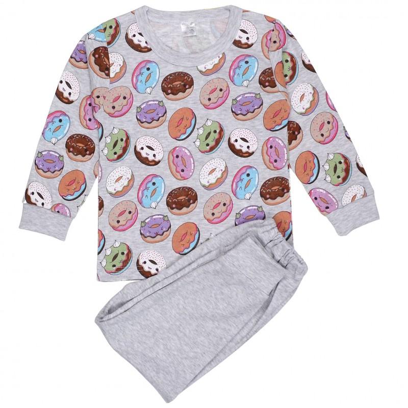 фото пижама детская пончики