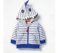 Кофта с капюшоном для мальчика