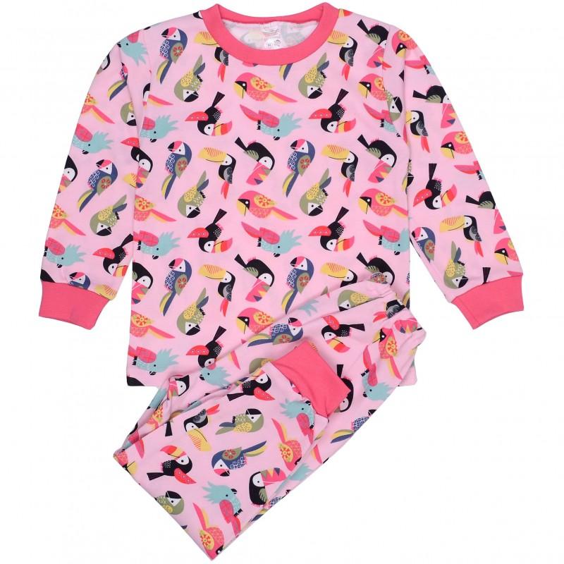 фото пижама детская туканы