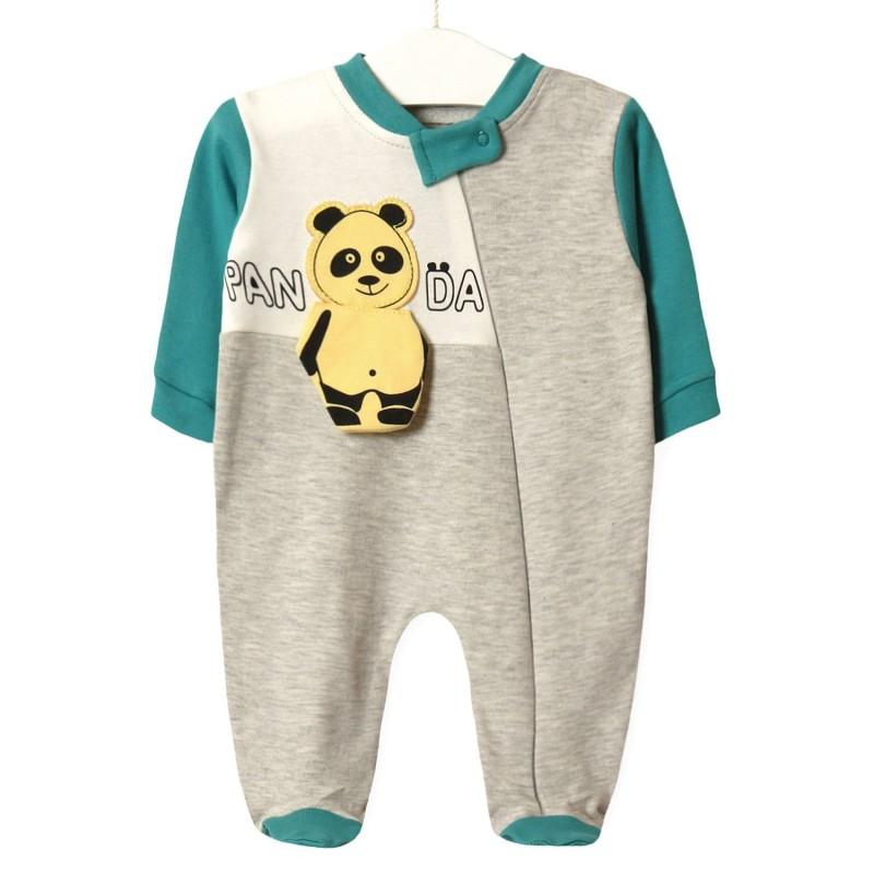 Человечек детский Yellow panda