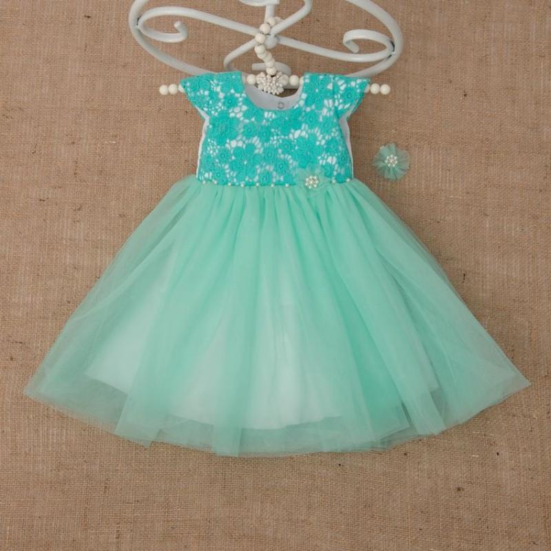 фото платье детское Рубин