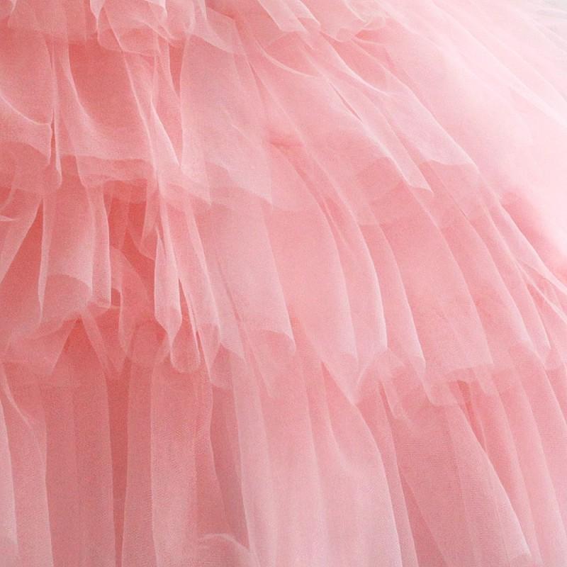 Платье для девочки Цветочные бутоны