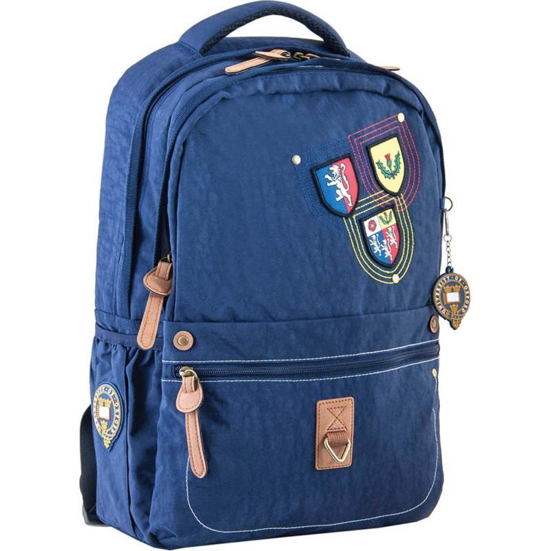 Рюкзак подростковый синий киев