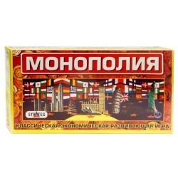 Игра Монополия классическая фото