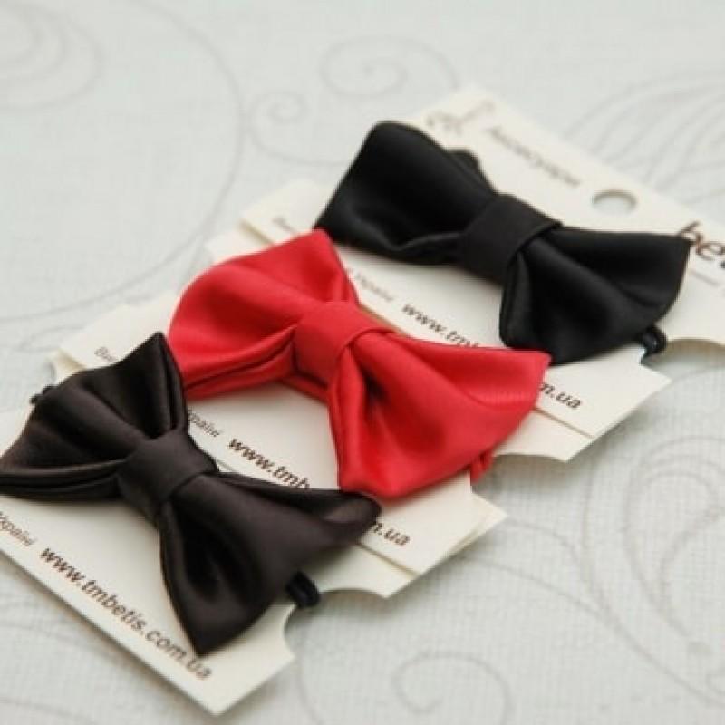 Детский галстук бабочка фото