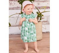 Платье для девочки Звери джунглей
