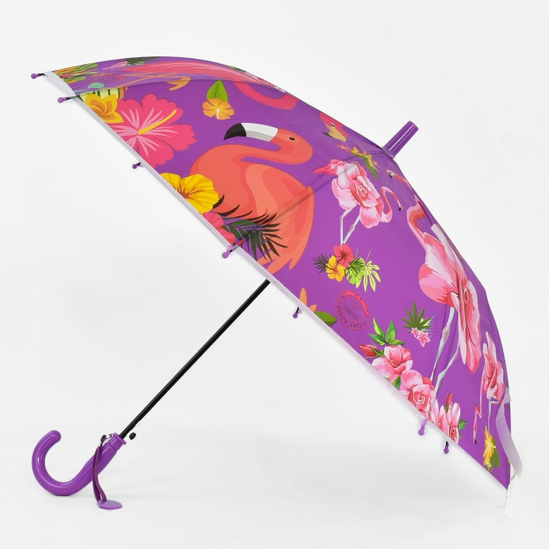 фото Зонтик детский Фламинго