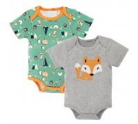 Боди для мальчика fox