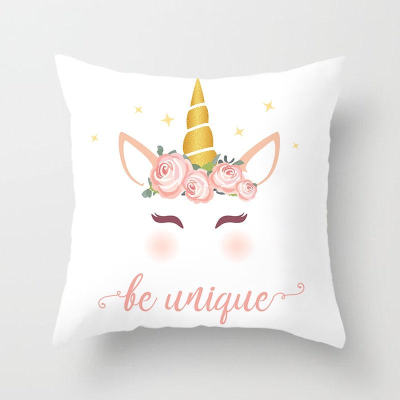 Наволочка декоративная Be unique