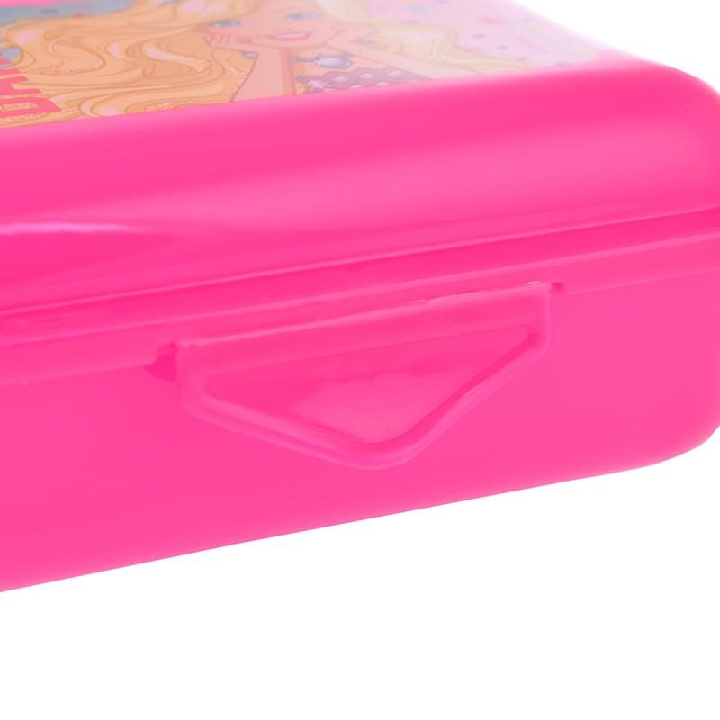 Контейнер для еды Barbie 280 мл YES Weekend