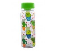 Пляшка для воды 500мл Котокактус