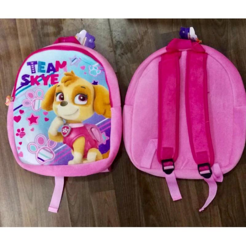 фото рюкзак щенячий патруль девочке