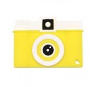 Прорезыватель Фотоаппарат, желтый