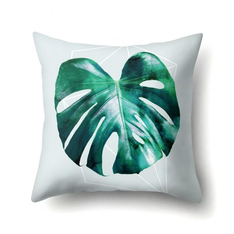Наволочка декоративная Big leaf
