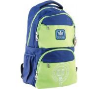 Рюкзак подростковый сине-зеленый 31 * 46 * 17