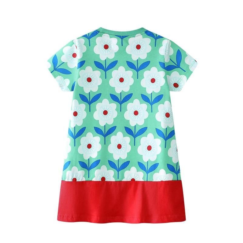 Платье для девочки Ромашки купить