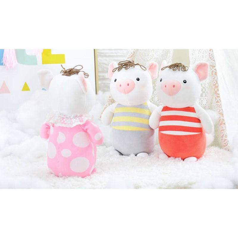 Мягкая игрушка Lili Pig Pink, 25 см