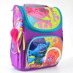 Рюкзак каркасный H-11 Trolls, 34 * 26 * 14