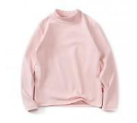 Лонгслив для девочки Розовый оттенок