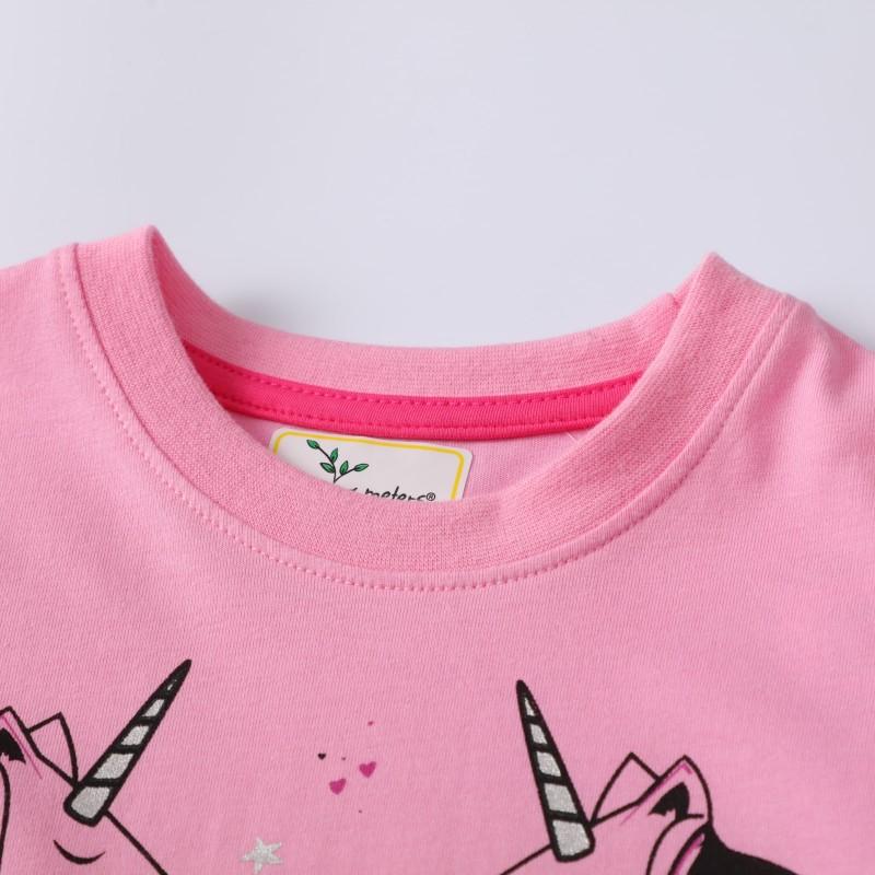 Лонгслив для девочки Magical unicorn