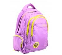 Рюкзак подростковый сиреневый 43 * 30.5 * 15см