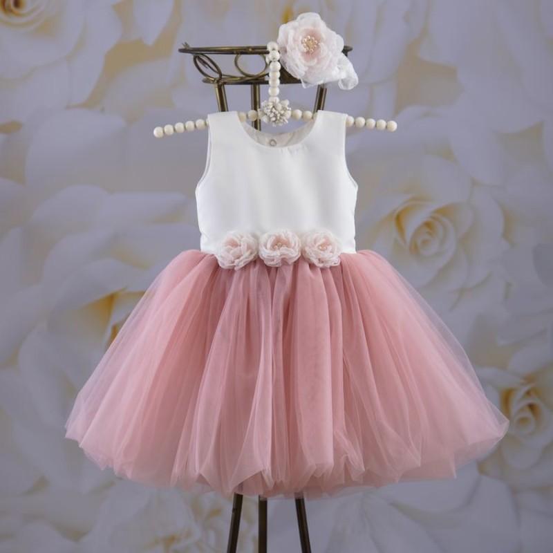 изображение нарядное платье детское Емилия