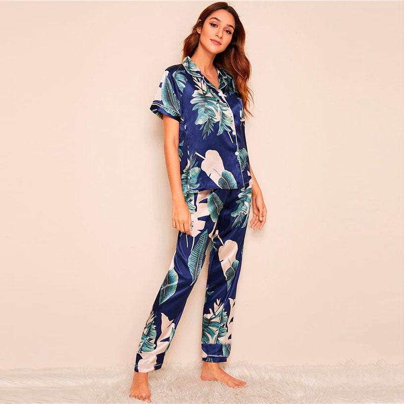 Пижама женская Sago palm