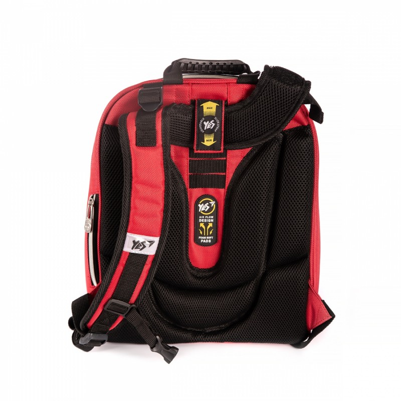Рюкзак школьный каркасный Flash фото