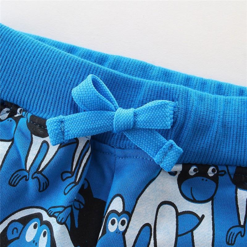 Штаны для мальчика Обезьяны